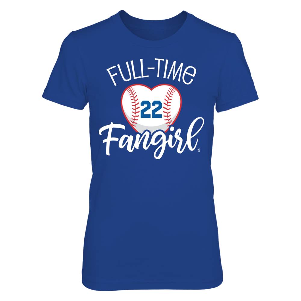 Full-Time FanGirl Clayton Kershaw  T-Shirt | Tank Front picture