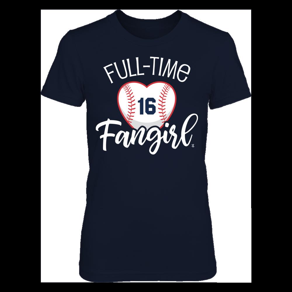 Full-Time FanGirl Andrew Benintendi  T-Shirt | Tank Front picture