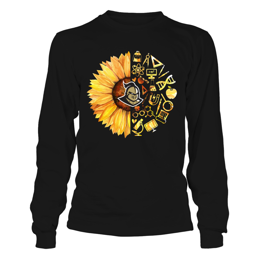 UCF Knights - Half Sunflower - Teacher Things Front picture