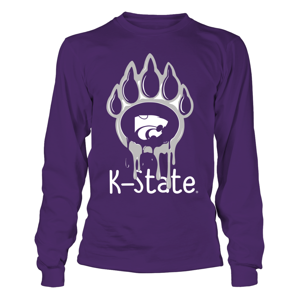 Kansas State Wildcats - Paw Football Team Front picture