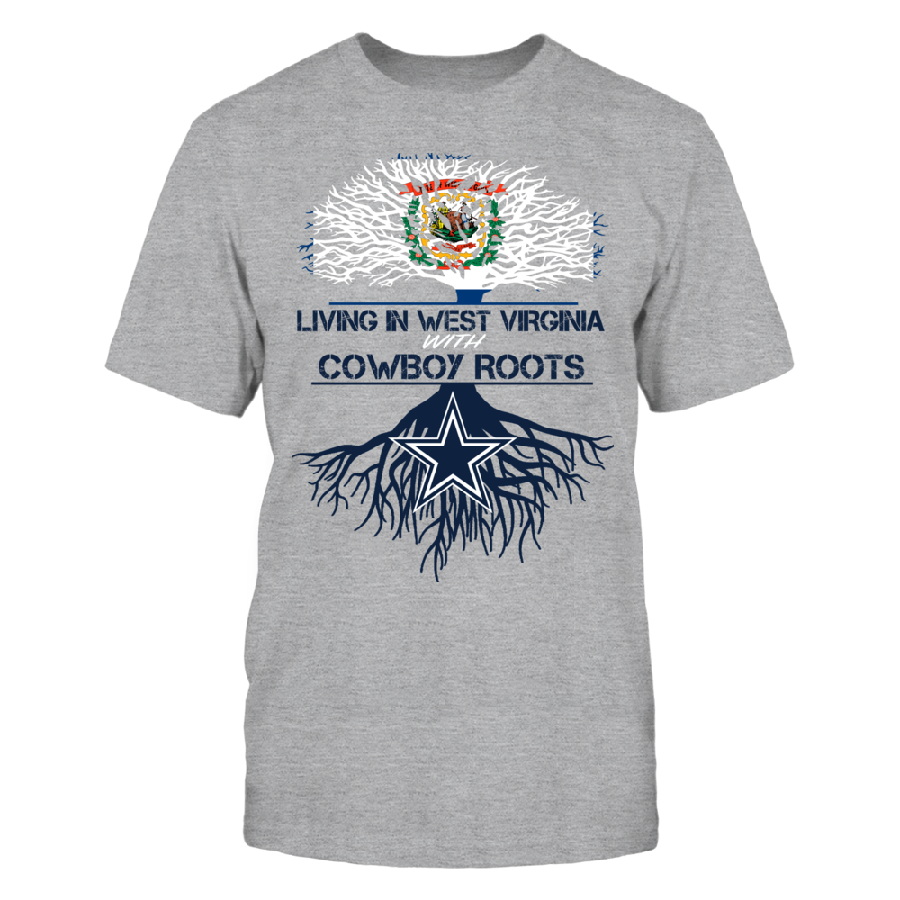 Dallas Cowboys - Living Roots West Virginia Front picture