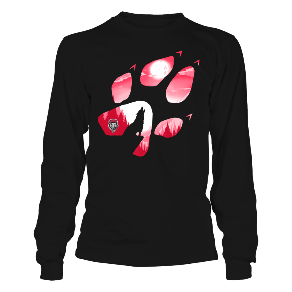 New Mexico Lobos - Paw - In The Moon Light Front picture