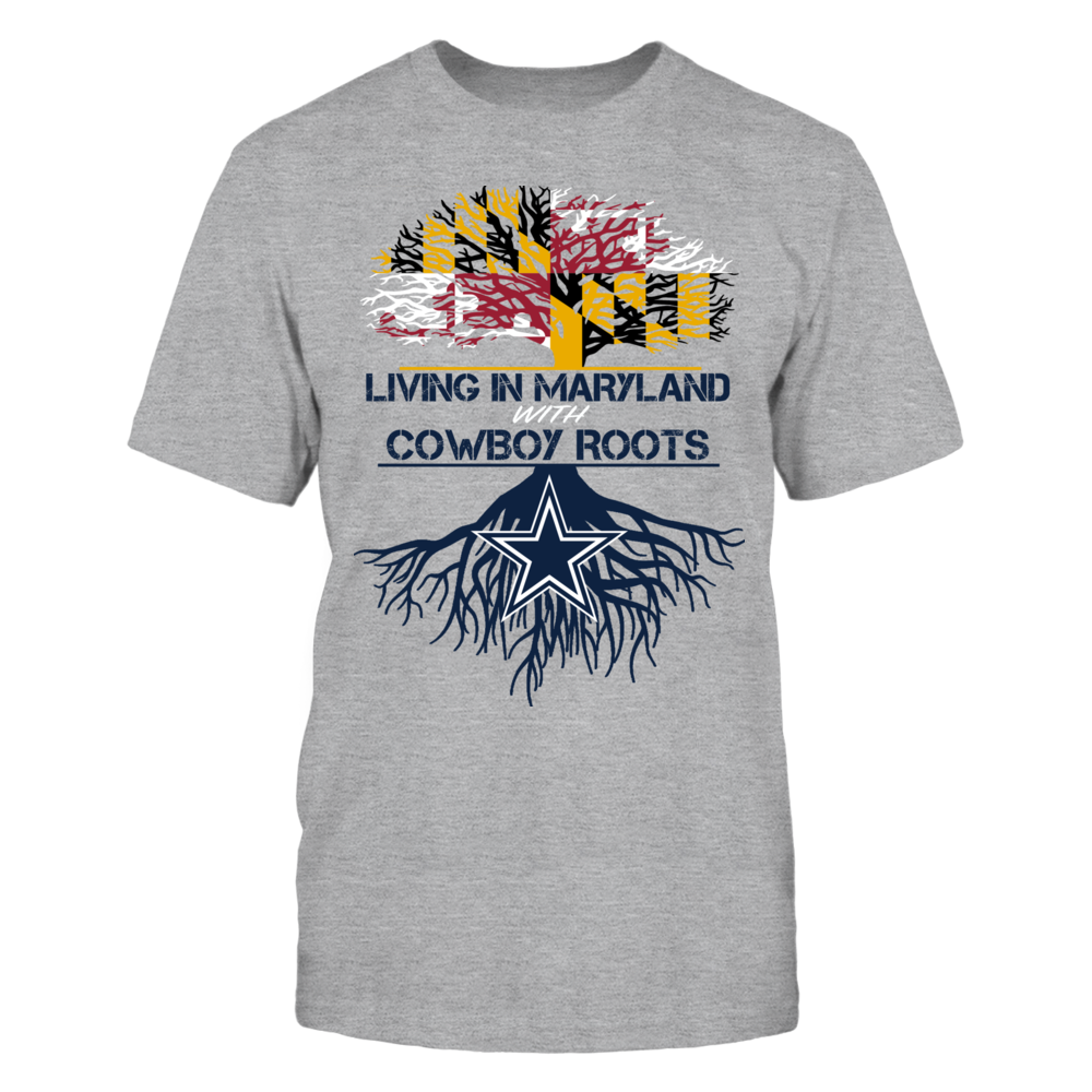 Dallas Cowboys - Living Roots Maryland Front picture