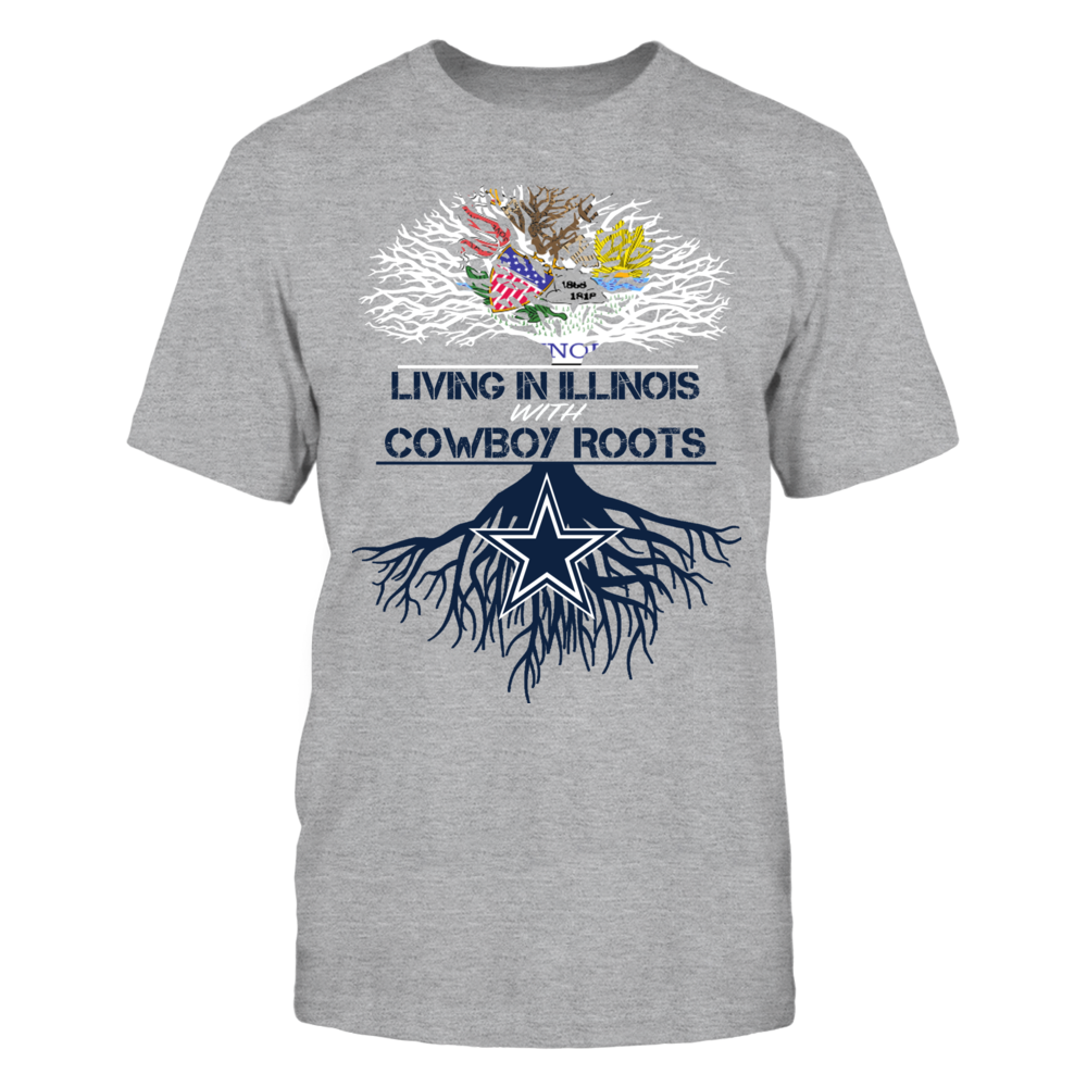 Dallas Cowboys - Living Roots Illinois Front picture