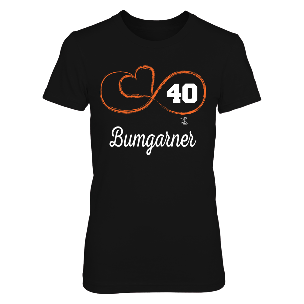 Infinite Heart - Madison Bumgarner Front picture