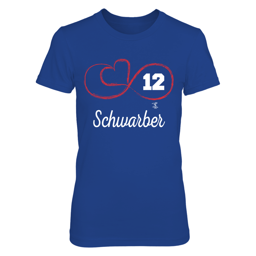 Infinite Heart - Kyle Schwarber Front picture