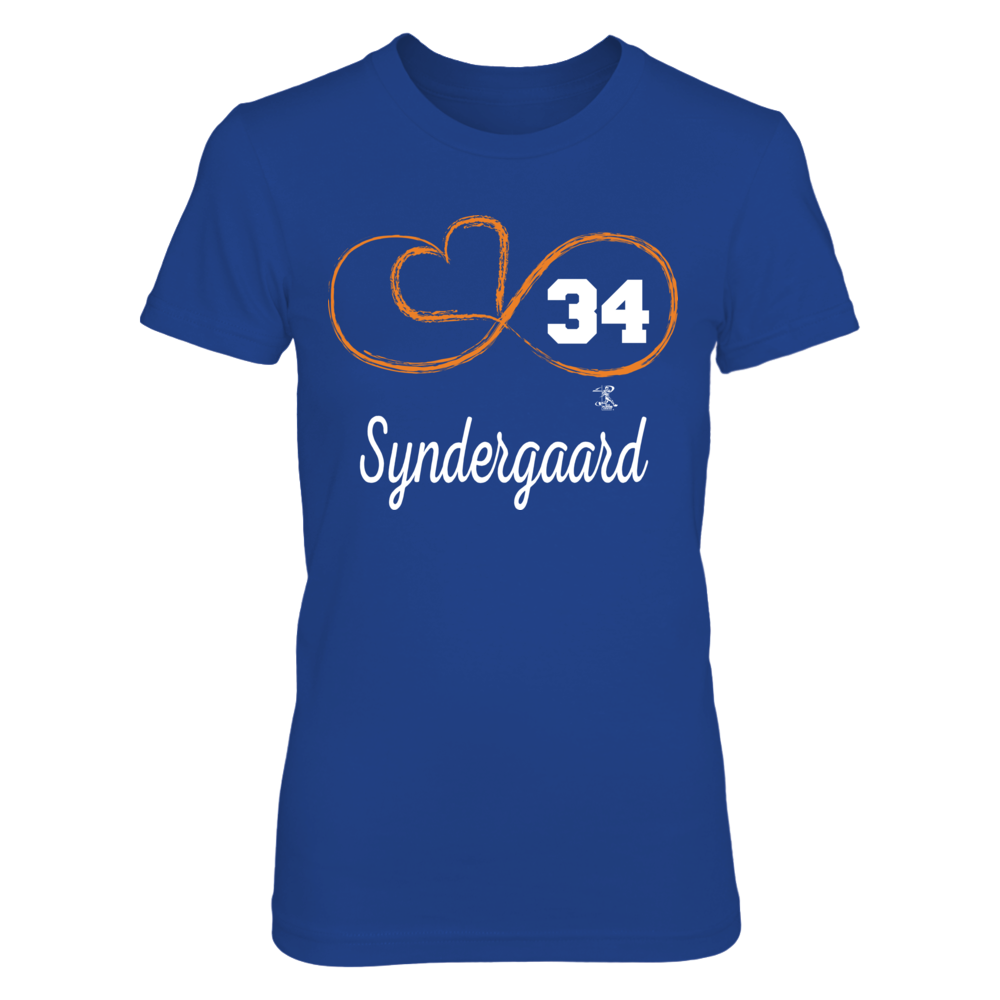 Infinite Heart - Noah Syndergaard Front picture