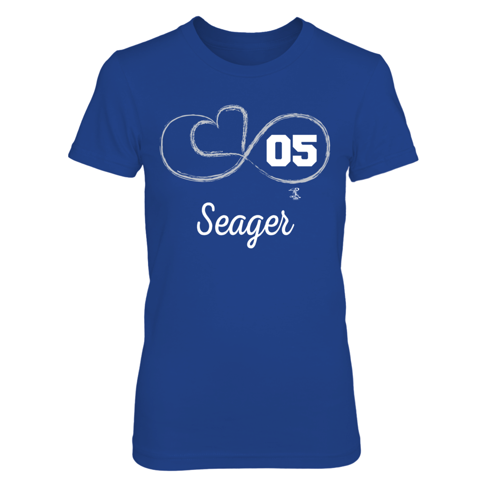 Infinite Heart - Corey Seager Front picture