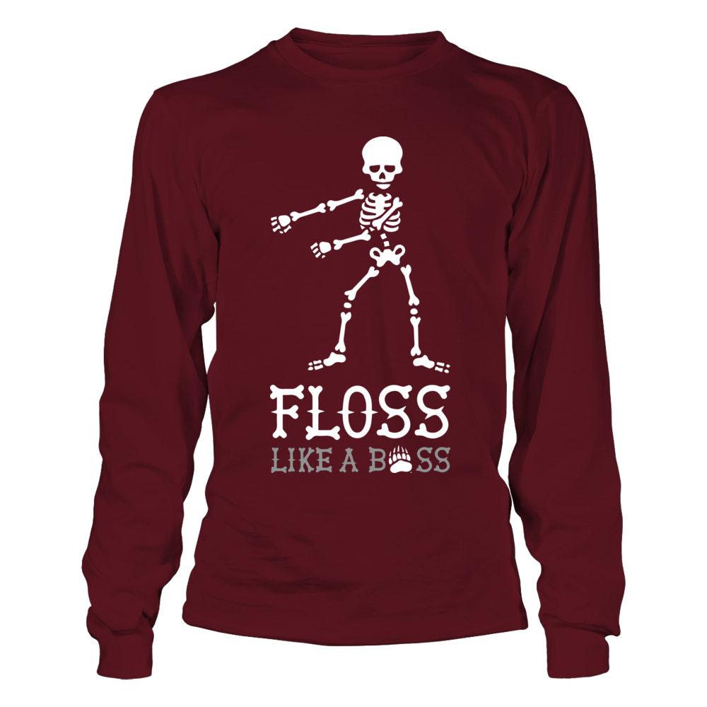 Montana Grizzlies - Floss Like A Boss Front picture