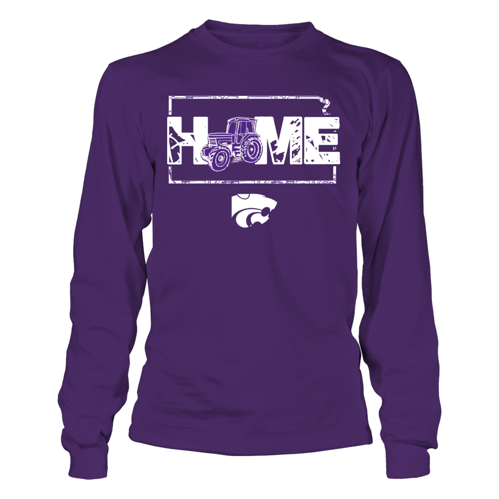 Kansas State Wildcats - Farmer - Tractor Home Front picture