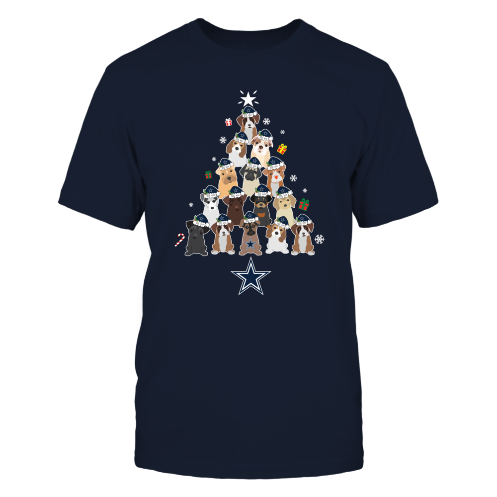 Dallas Cowboys - Dogs Love Team Front picture