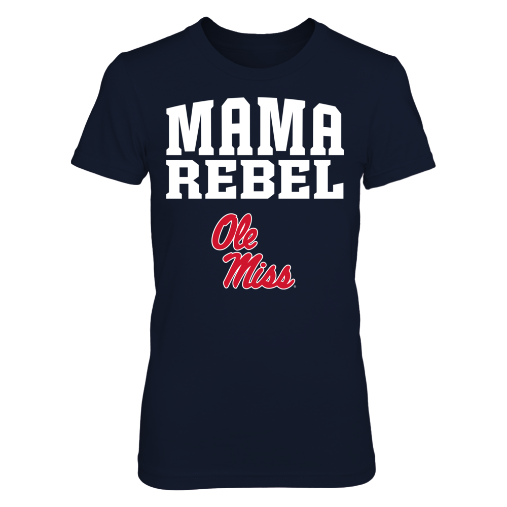 Ole Miss Rebels - Mama Rebel Front picture