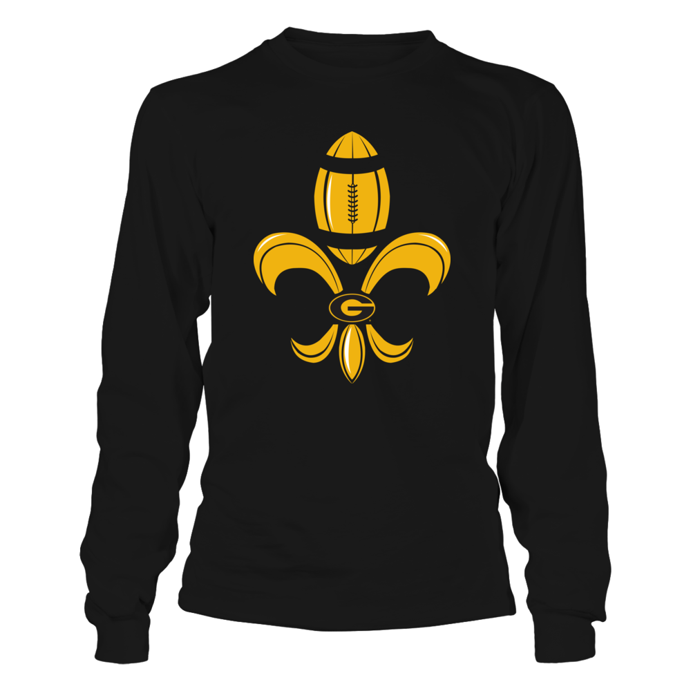 Grambling State Tigers - Football Fleur De Lis Front picture