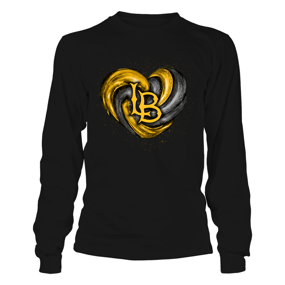 Long Beach State 49ers - Hurricane Heart - Original Front picture