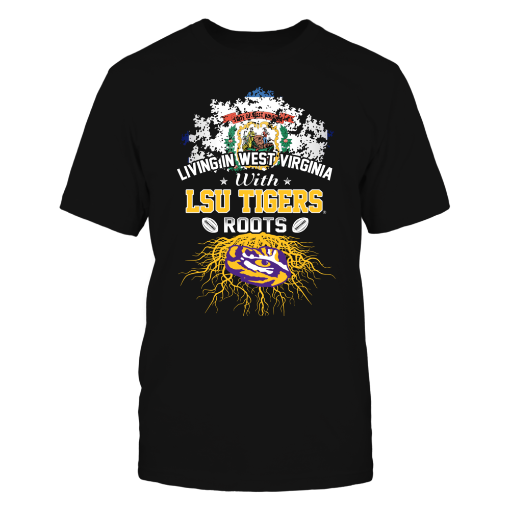 Living in West Virginia with Tigers Roots Front picture