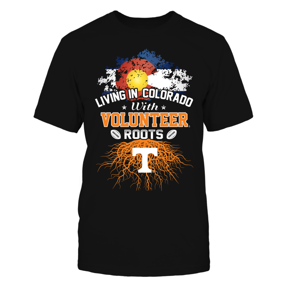 Living in Colorado with Volunteers Roots Front picture