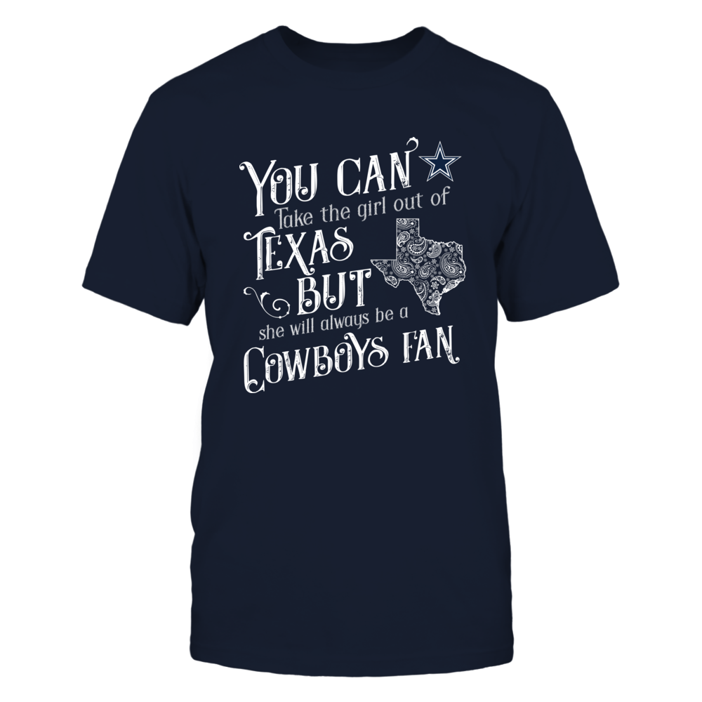 Dallas Cowboys - Take The Girl Out Paisley State Front picture