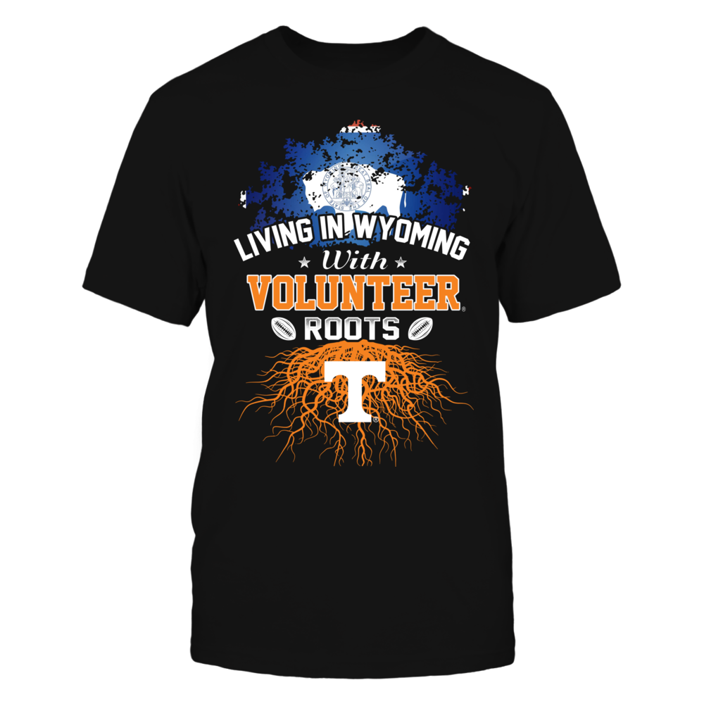 Living in Wyoming with Volunteers Roots Front picture