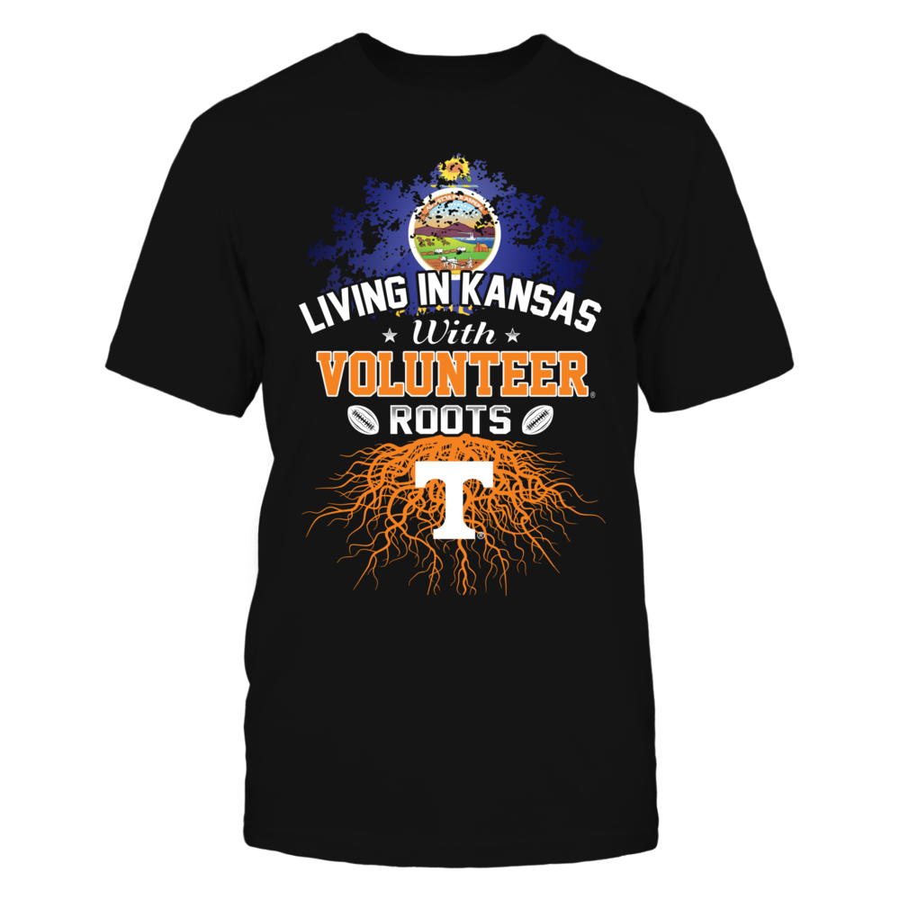 Living in Kansas with Volunteers Roots Front picture