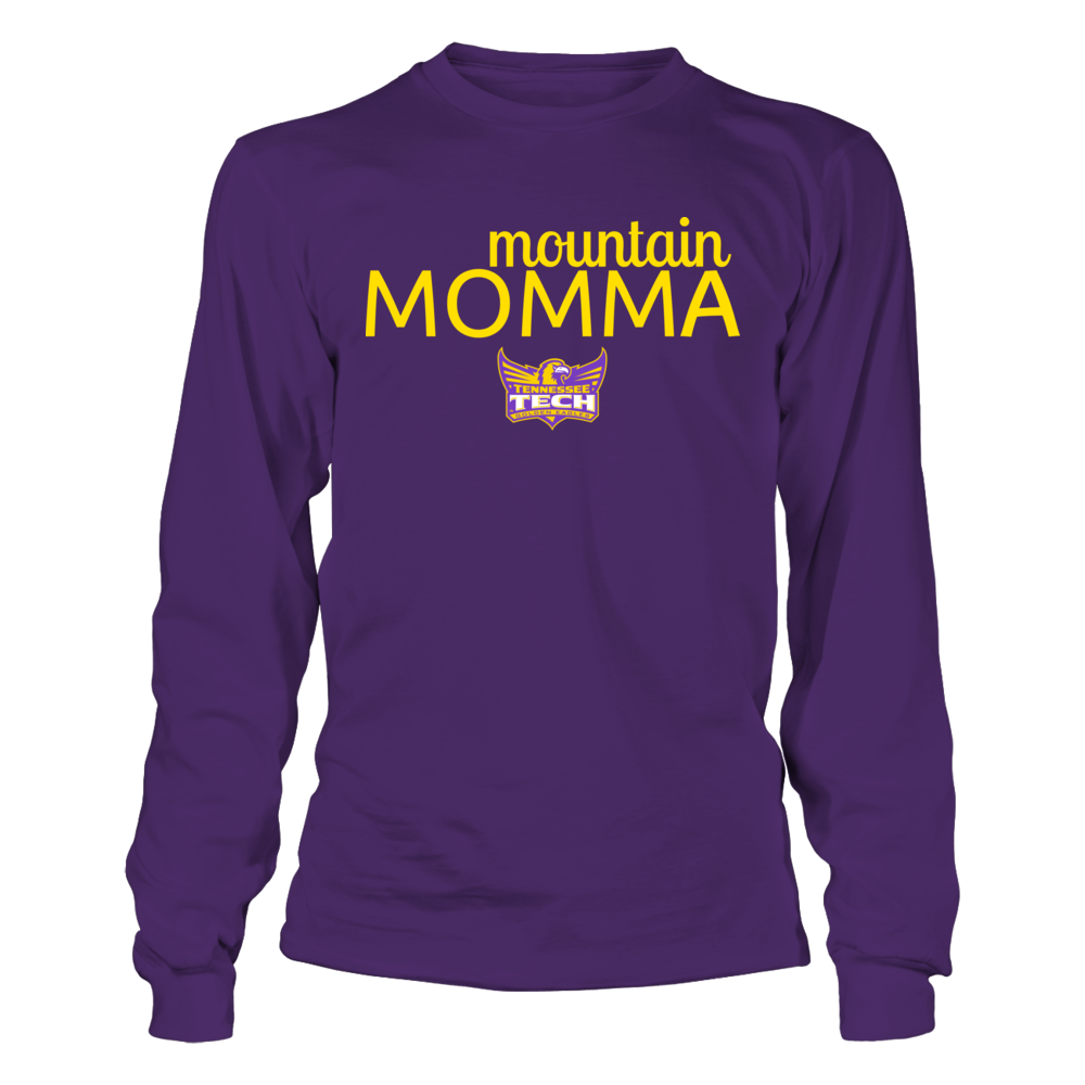 Tennessee Tech Golden - Mountain Momma Front picture