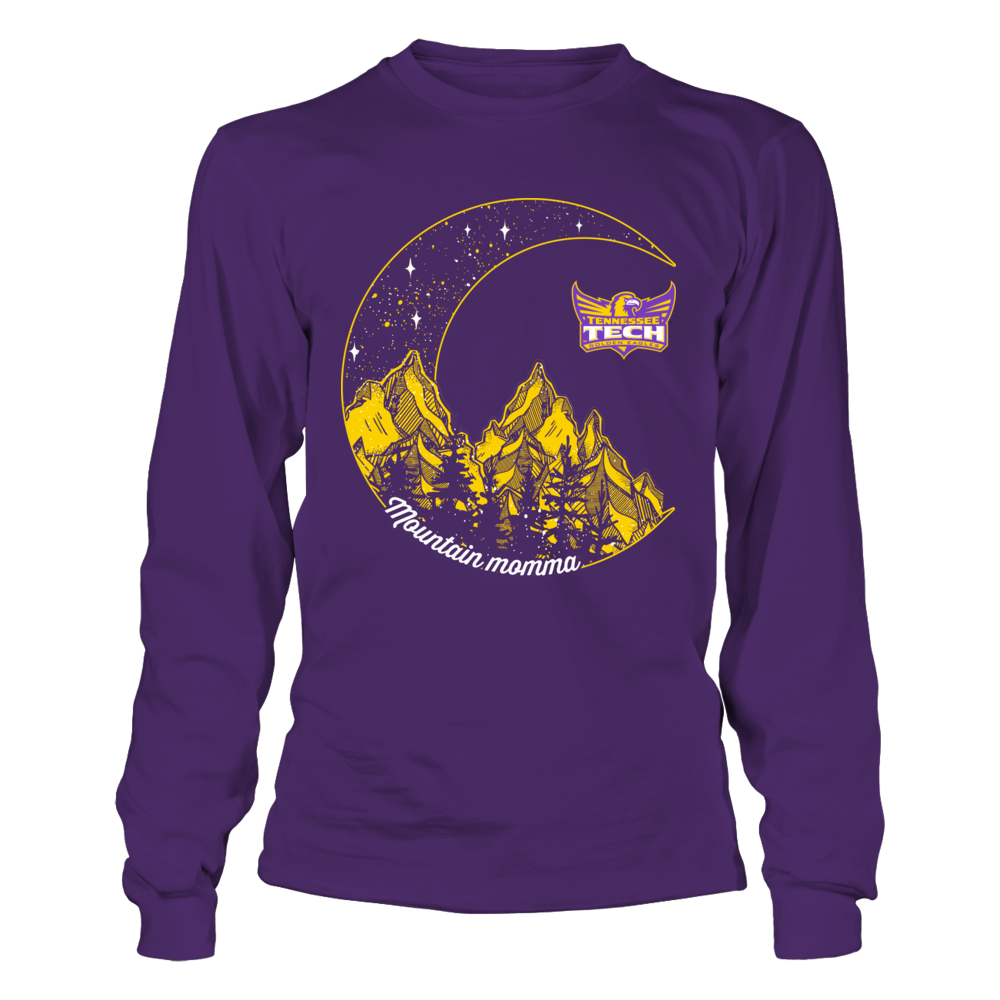 Tennessee Tech Golden - Mountain Momma Moon Front picture