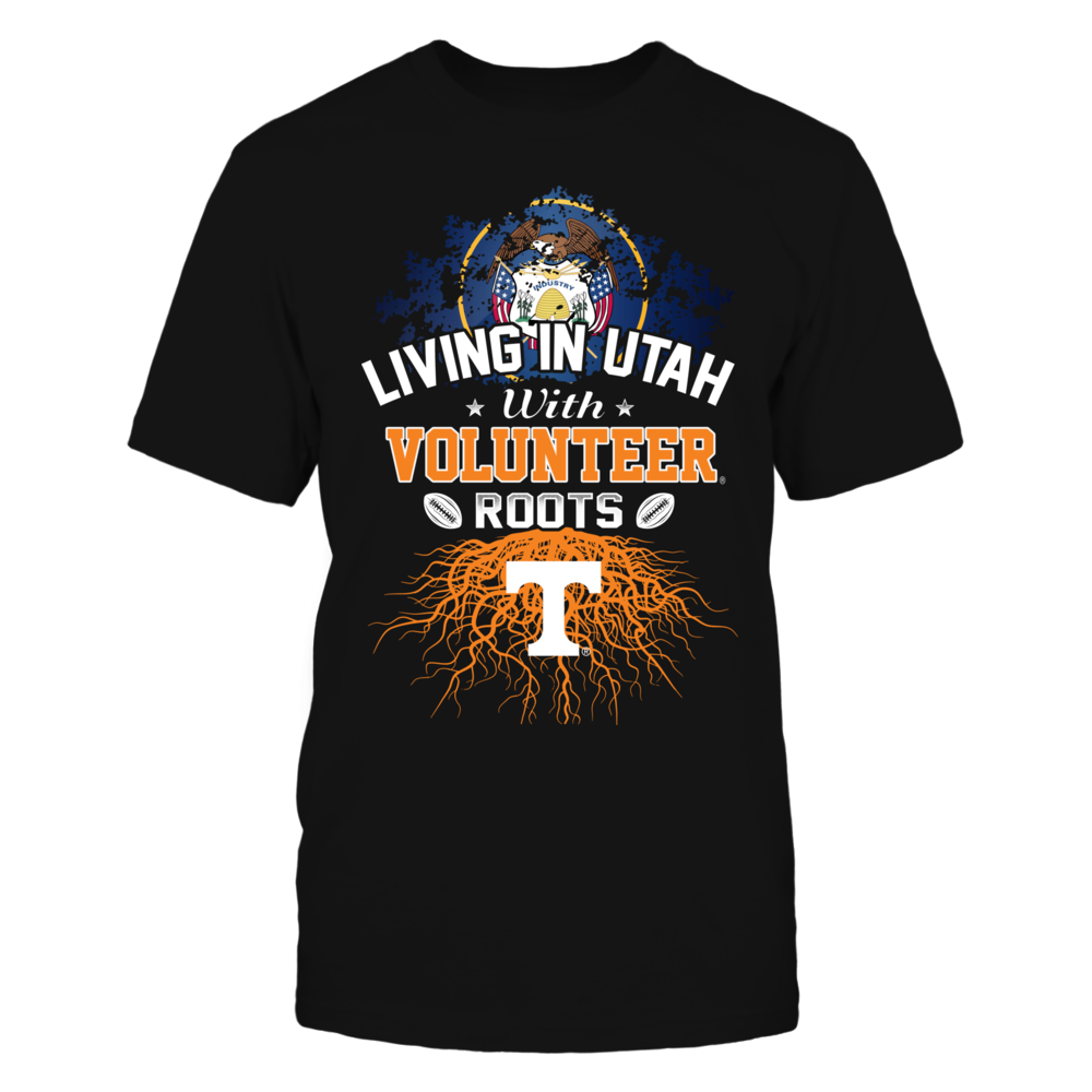 Living in Utah with Volunteers Roots Front picture