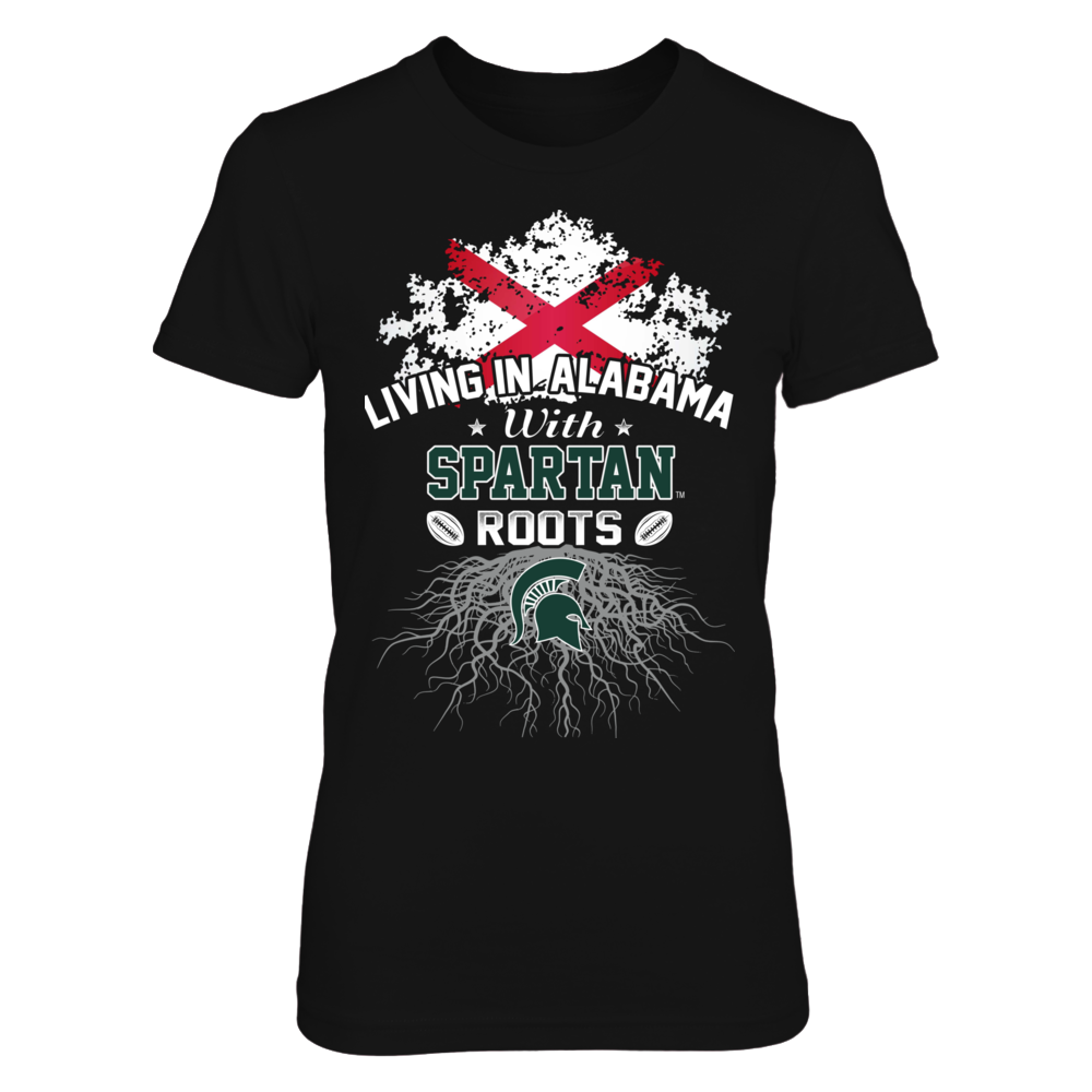Living in Alabama with Spartans Roots Front picture