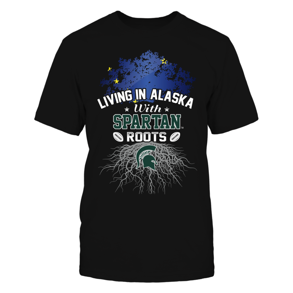 Living in Alaska with Spartans Roots Front picture