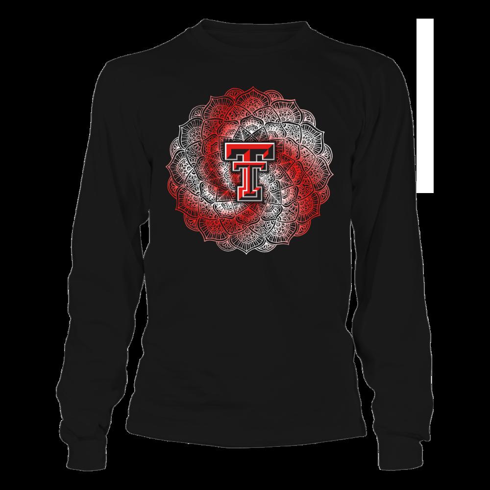 Texas Tech Red Raiders - Mandala Hurricane Front picture