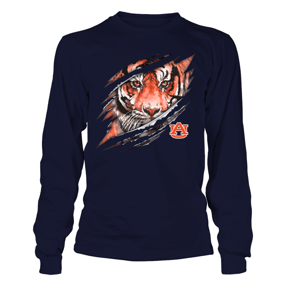 Auburn Tigers - Scratch - Tiger Inside Front picture