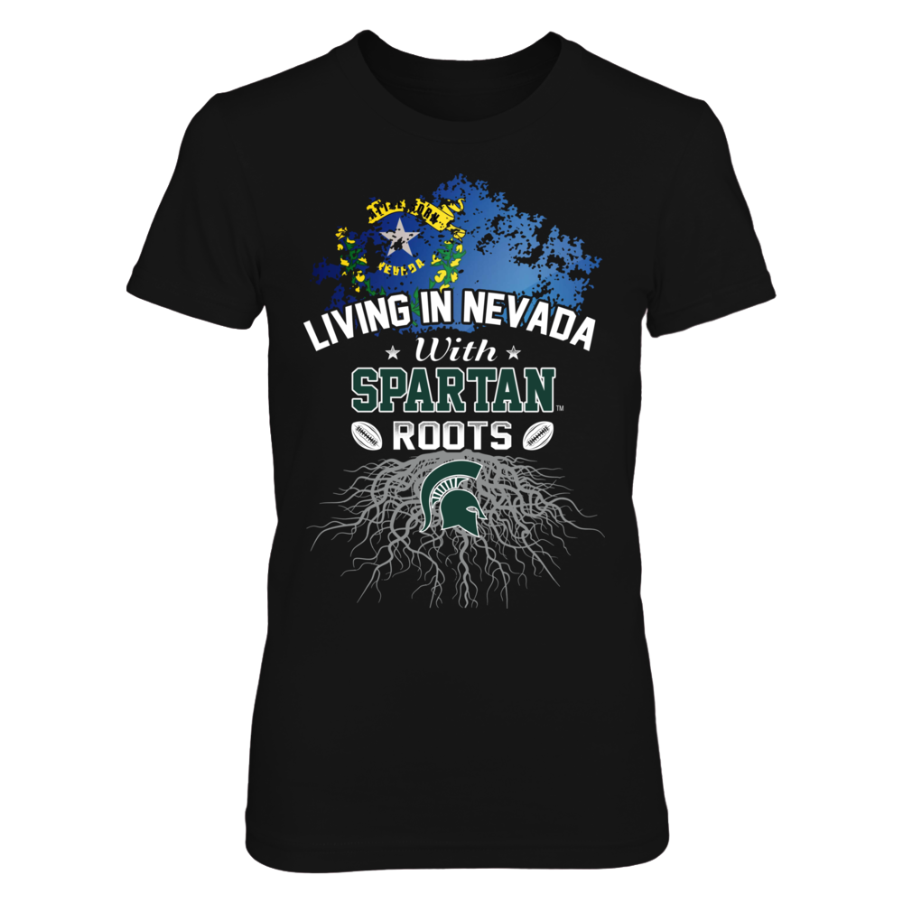 Living in Nevada with Spartans Roots Front picture