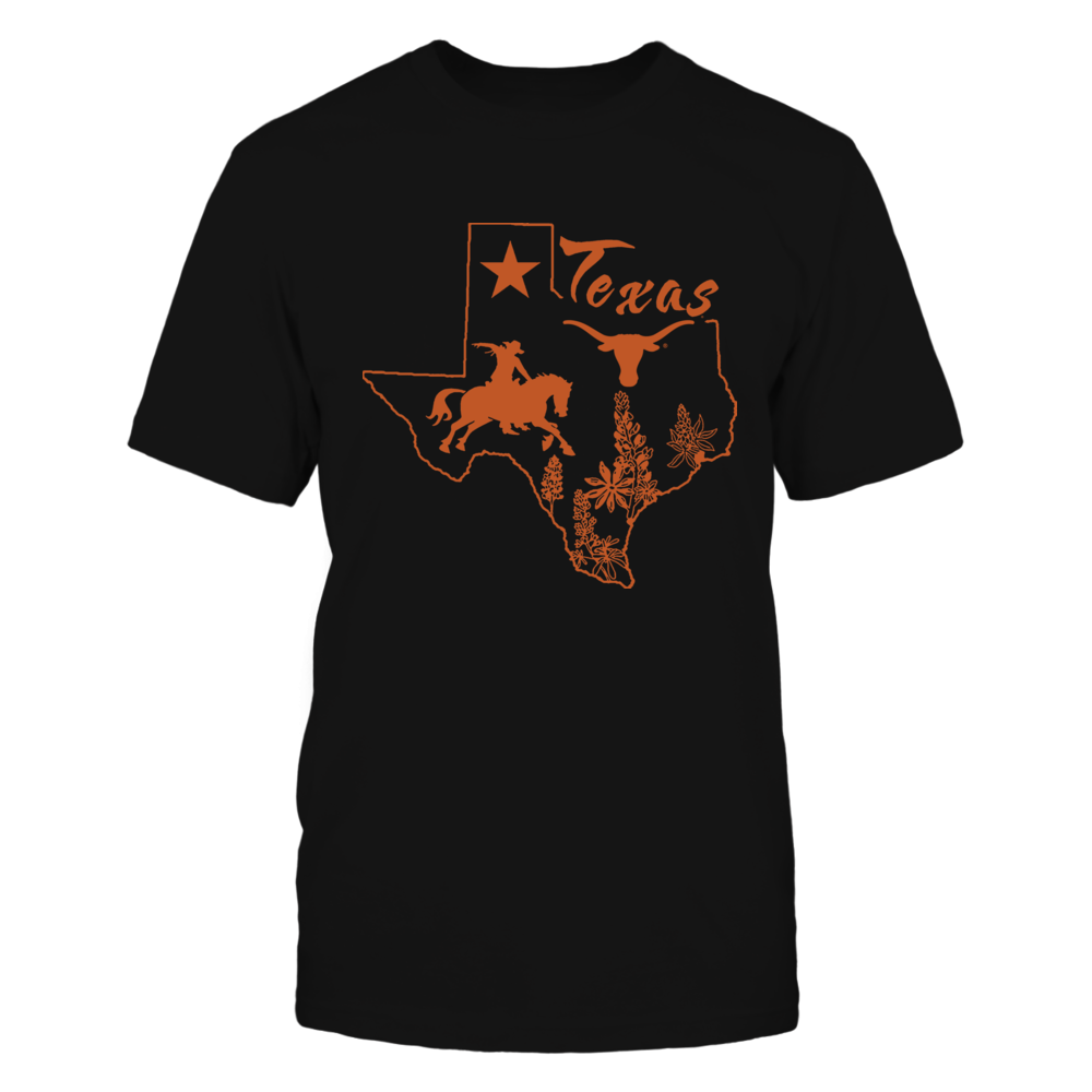 Texas Longhorns - Texas Loving Front picture