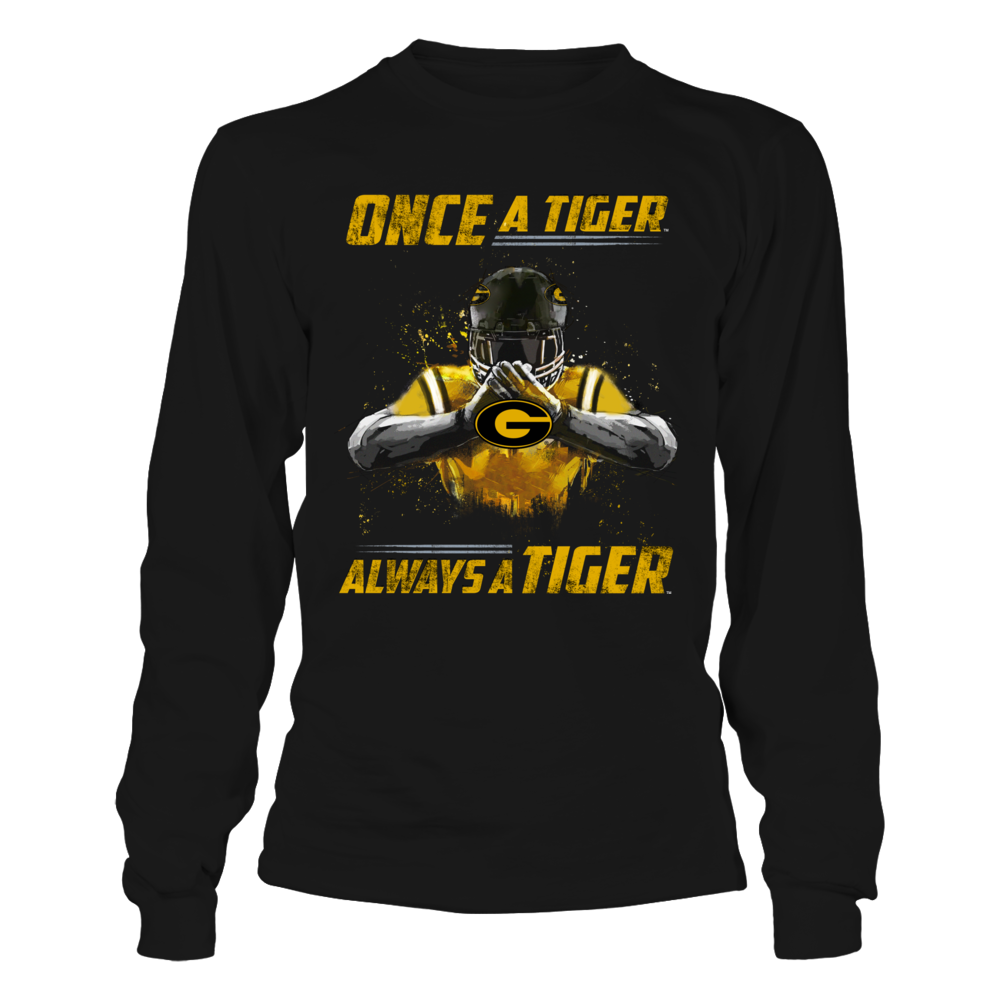 Grambling State Tigers - Once A Tiger Front picture