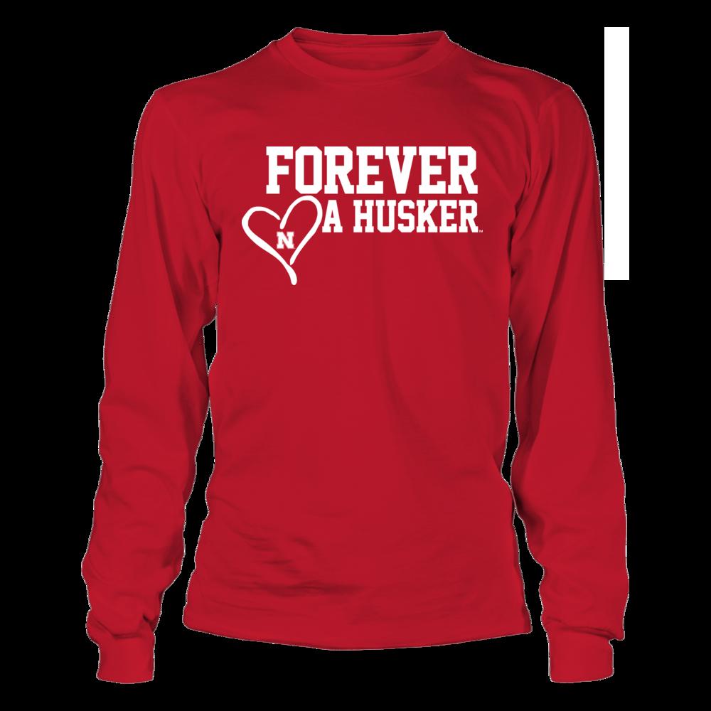 Nebraska Cornhuskers - Forever A Husker Front picture