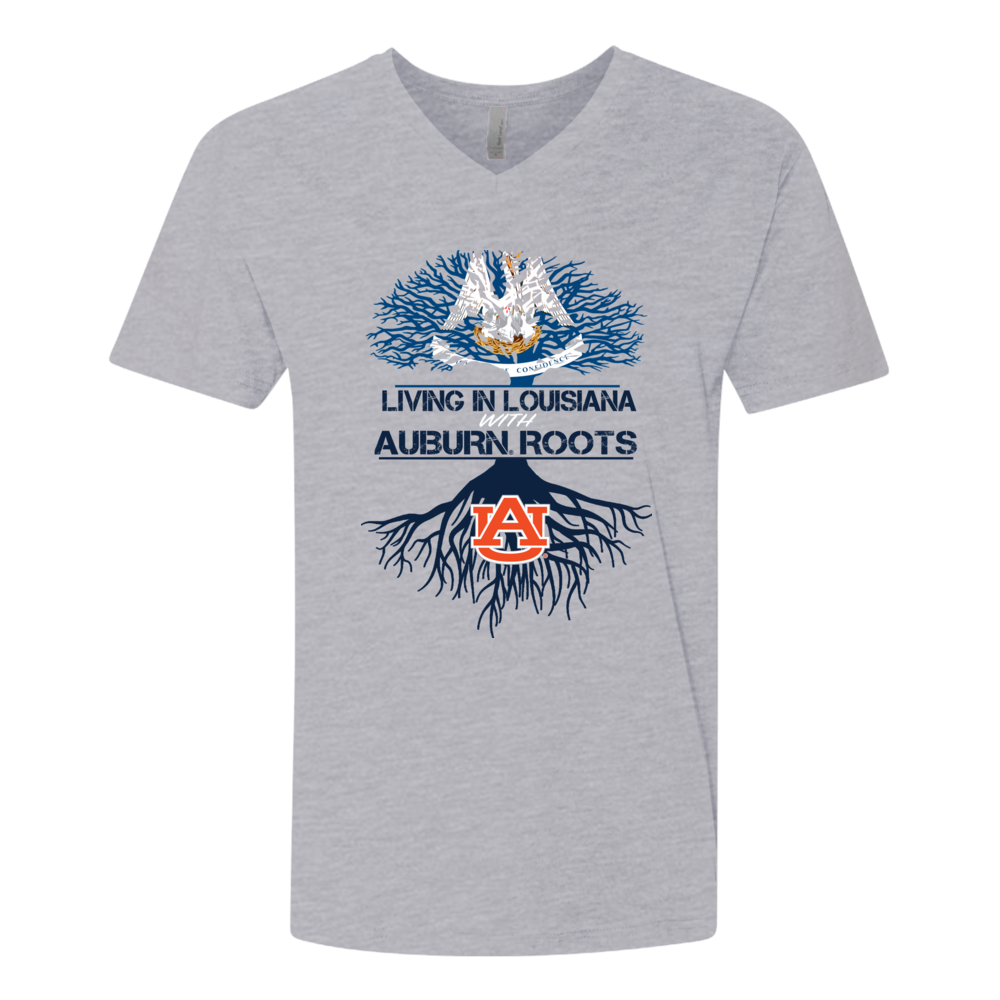 Auburn Tigers - Living Roots Louisiana Front picture
