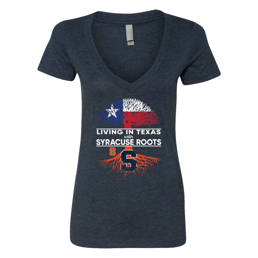 Syracuse Orange - Living In Texas With Syracuse Roots Front picture