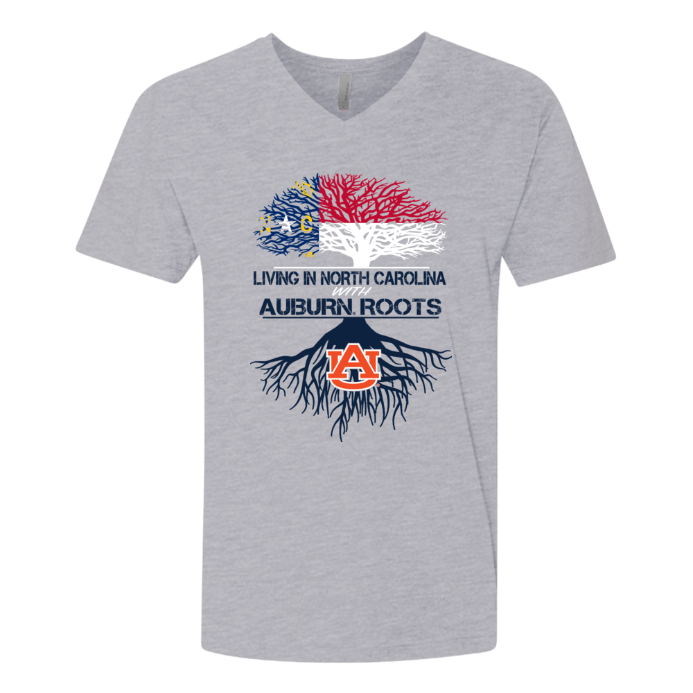 Auburn Tigers - Living Roots North Carolina Front picture