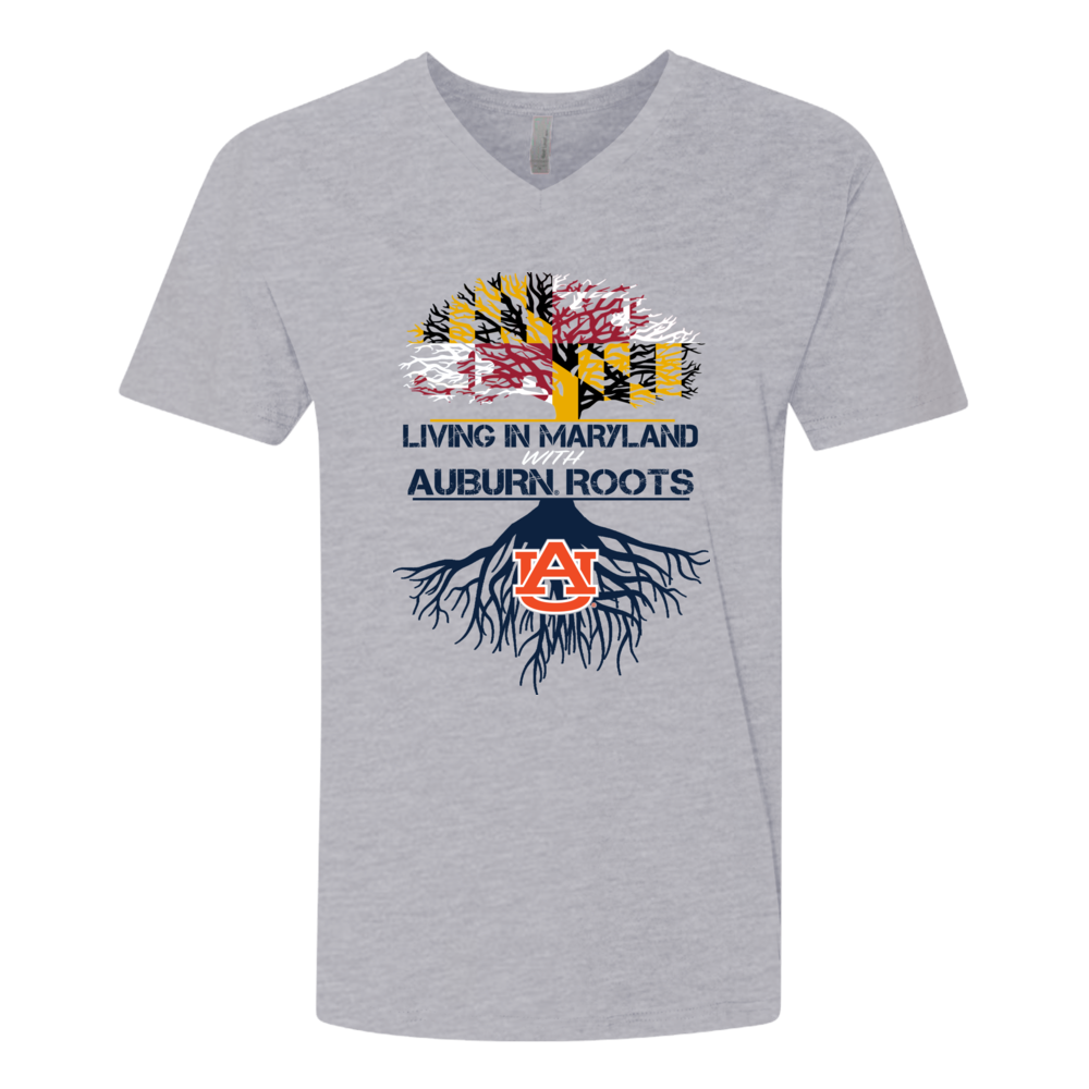 Auburn Tigers - Living Roots Maryland Front picture