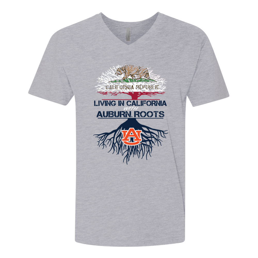 Auburn Tigers - Living Roots California Front picture