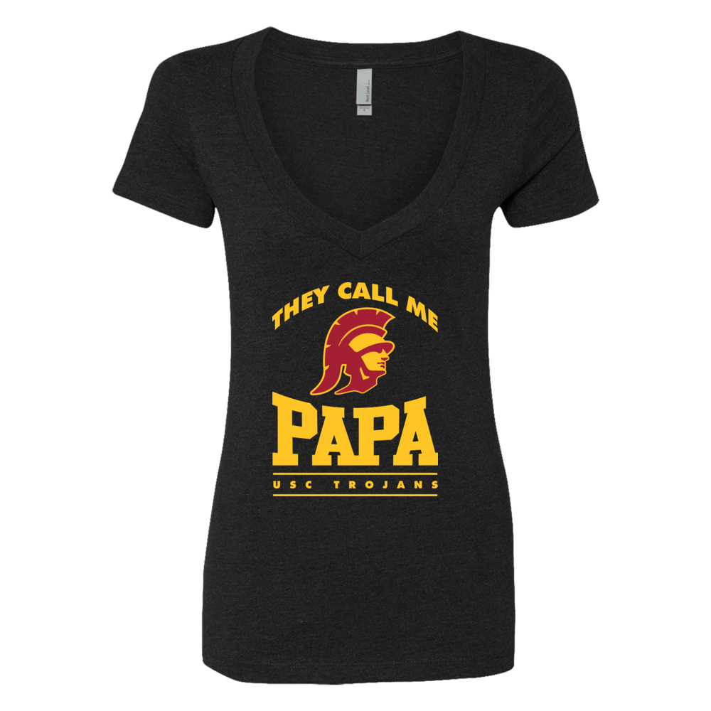 USC Trojans - They Call Me Papa Front picture