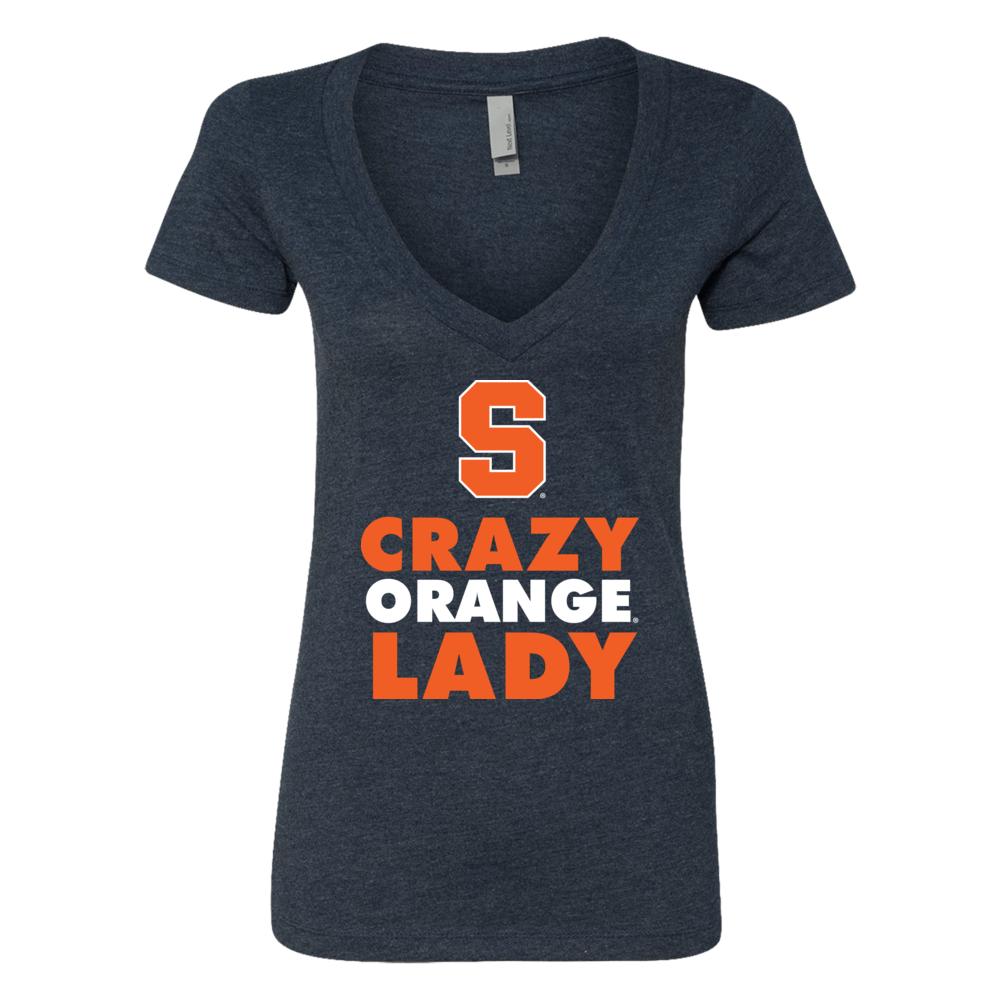 Crazy Orange Lady - Syracuse Orange Front picture