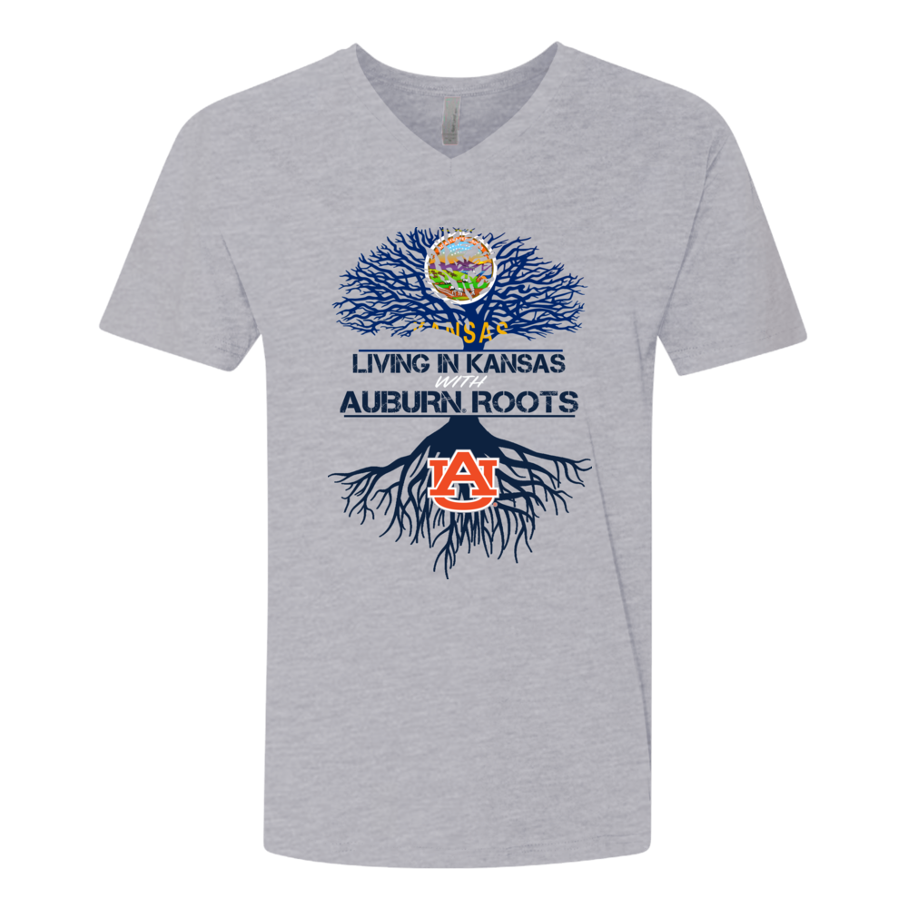 Auburn Tigers - Living Roots Kansas Front picture