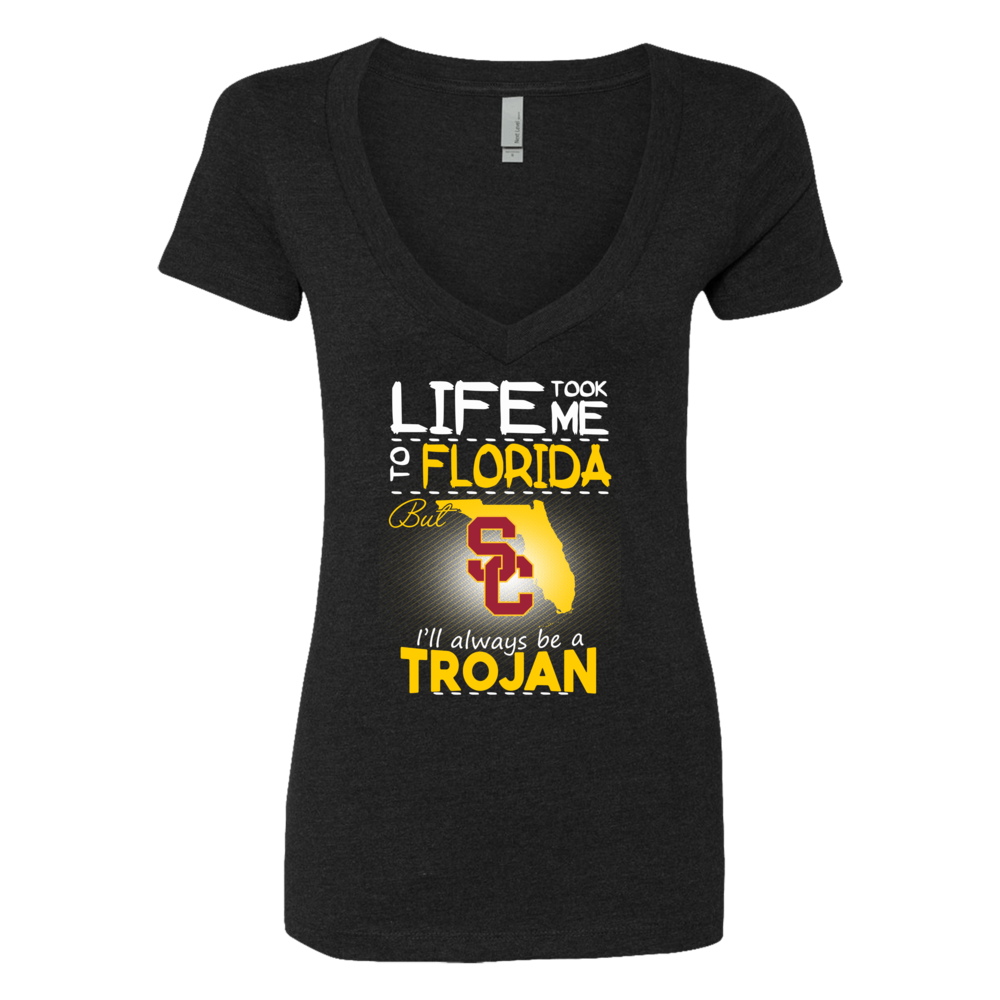 USC Trojans - Life Took Me To Florida Front picture