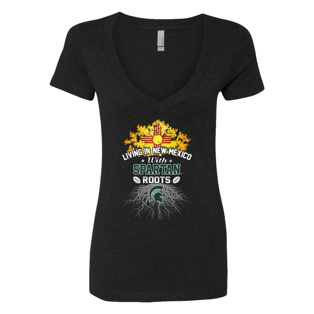 Living in New Mexico with Spartans Roots Front picture