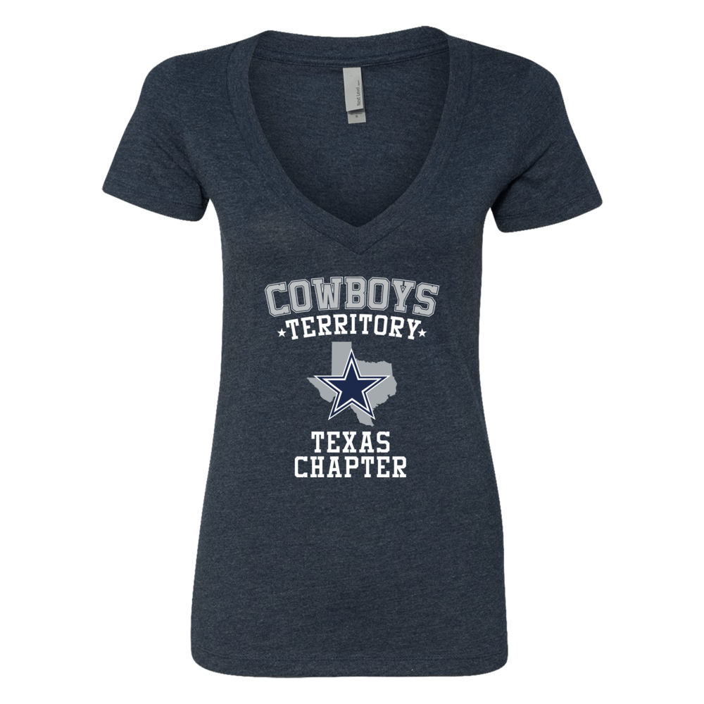 COWBOYS TERRITORY - TEXAS CHAPTER Front picture