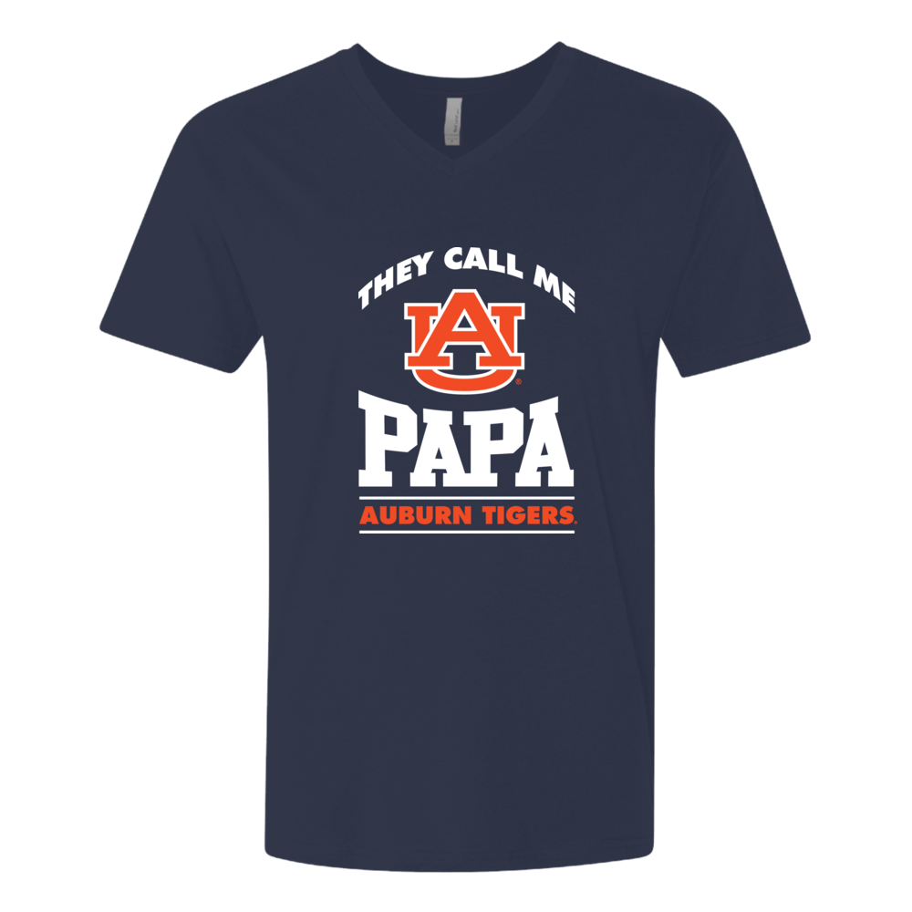They Call Me Papa - Auburn Tigers Front picture