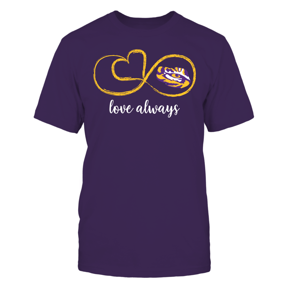 LSU Tigers - Infinite Love Front picture