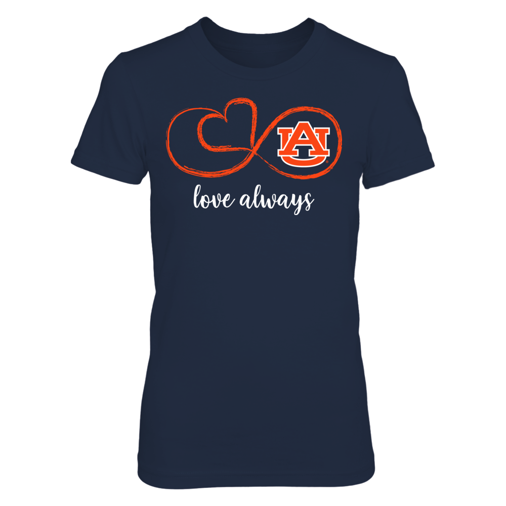 Auburn Tigers - Infinite Love Front picture