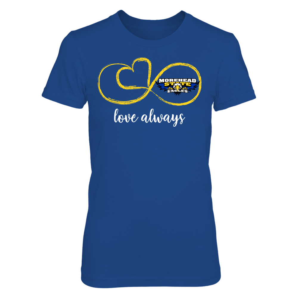 Morehead State Eagles -  Infinite Love Front picture