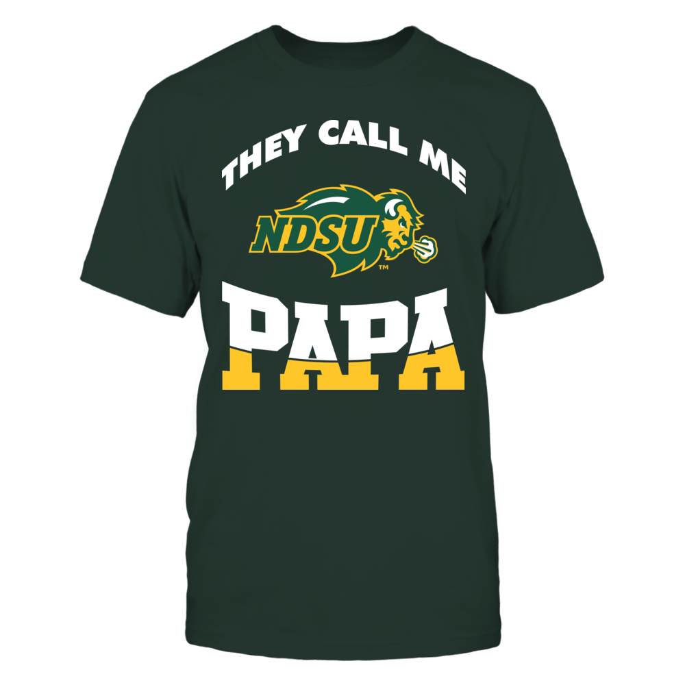 North Dakota State Bison - They Call Me Papa Front picture